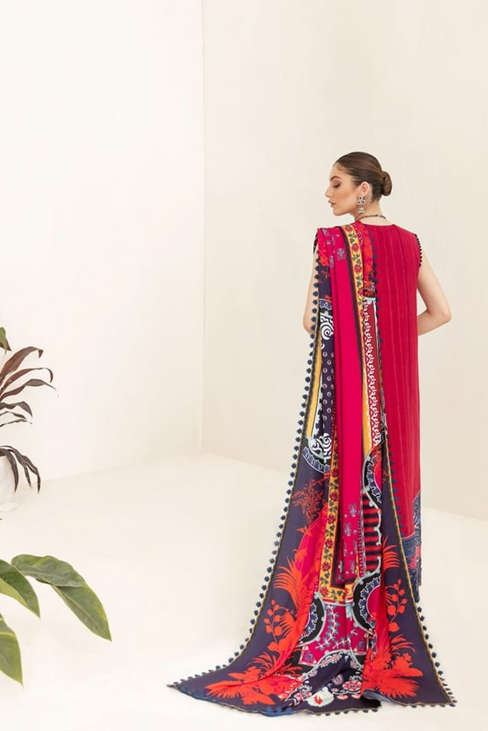 REPUBLIC WOMENWEAR | LUXURY LAWN Collection | EMEL-B