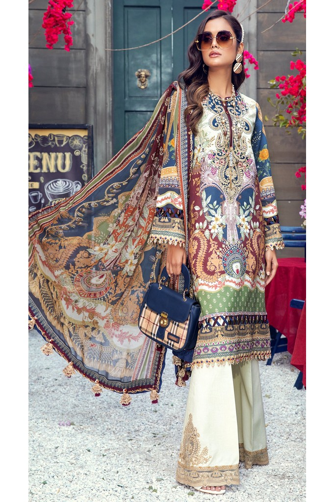 ANAYA | LAWN'21 Collection | CAMILLA-05-A