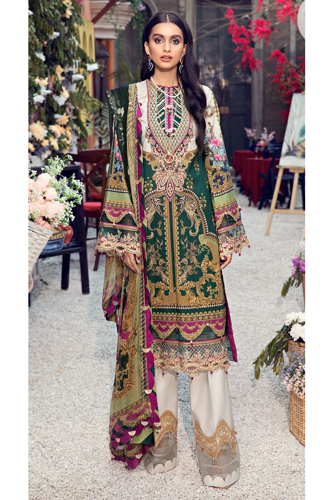 ANAYA | LAWN'21 Collection | LINDA-09-B