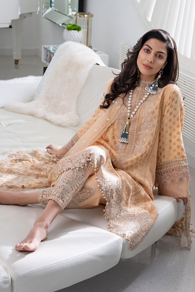 SOBIA NAZIR | LUXURY LAWN Collection | DESIGN 14A