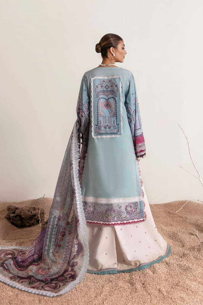 REPUBLIC WOMENWEAR | LUXURY LAWN Collection | ADIVA-B