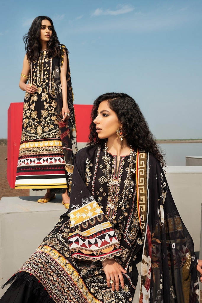 BAROQUE | EID SUMMER COLLECTION 2021 | 02 Lantana