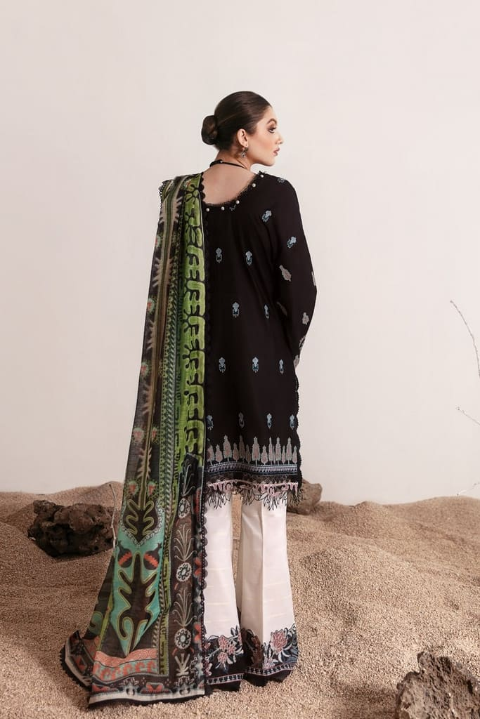 REPUBLIC WOMENWEAR   LUXURY LAWN Collection   MAYRA-A