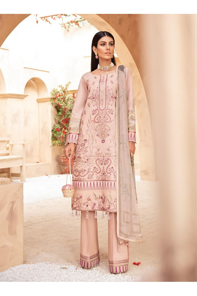 Gulaal | Luxury Premium Summer Collection 2021 | LL08 Naubahar