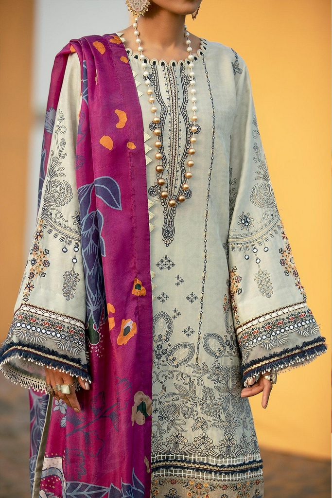 BAROQUE | EID SUMMER COLLECTION 2021 | 12 Deutzia