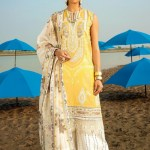 BAROQUE | EID SUMMER COLLECTION 2021 | 07 Allysum