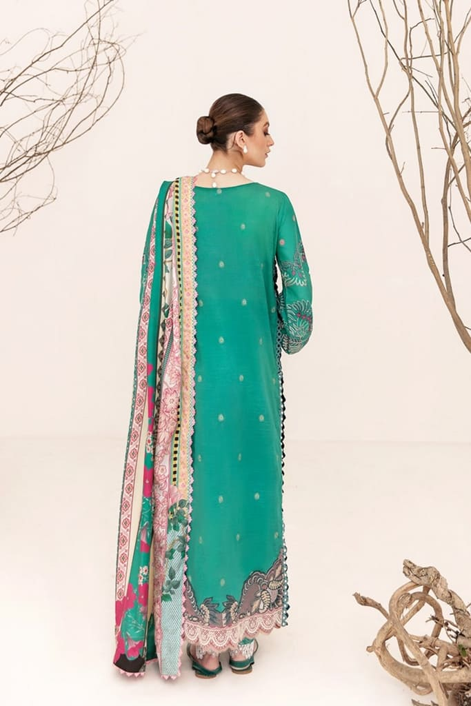 REPUBLIC WOMENWEAR | LUXURY LAWN Collection | ZEENA-A