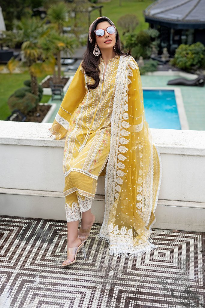 SOBIA NAZIR | LUXURY LAWN Collection | DESIGN 11B