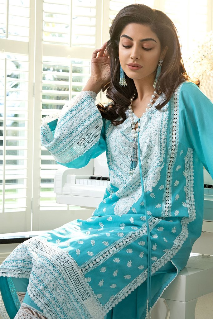 SOBIA NAZIR | LUXURY LAWN Collection | DESIGN 13B