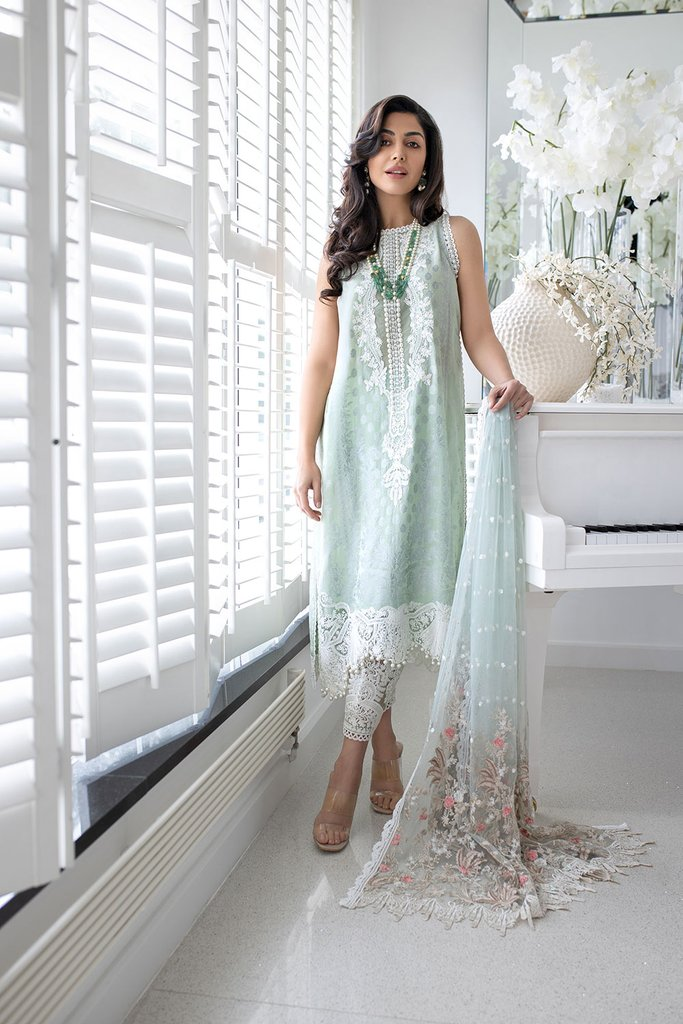 SOBIA NAZIR | LUXURY LAWN Collection | DESIGN 14B