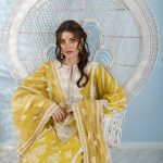 SOBIA NAZIR | LUXURY LAWN Collection | DESIGN 01B