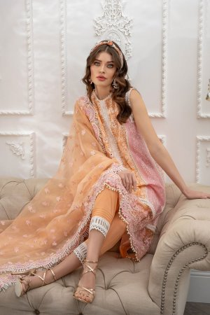 SOBIA NAZIR |  LUXURY LAWN Collection | DESIGN 2B