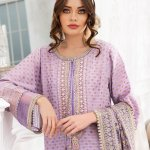 SOBIA NAZIR | LUXURY LAWN Collection | DESIGN 8B
