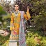 REPUBLIC WOMENWEAR | LUXURY LAWN Collection | NARGIS-B