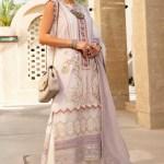 SHIZA HASSAN | LUXURY LAWN COLLECTION 2021 | 1-B AARA