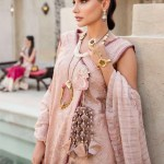 SHIZA HASSAN | LUXURY LAWN COLLECTION 2021 | 7-B ARIANA