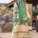 SHIZA HASSAN | LUXURY LAWN COLLECTION 2021 | 10-A LIYANA