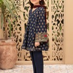 MARIA B | MOMMY N ME | READY TO WEAR | Suit Blue MKD-EF21-01