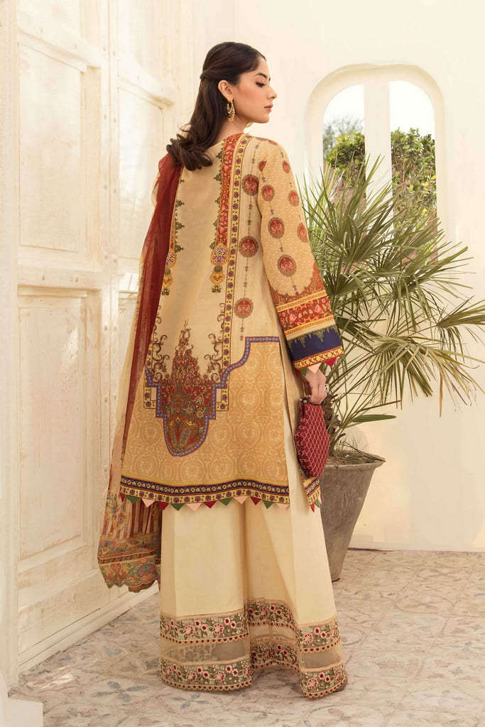 AARYRA | LUXURY LAWN'21 Collection | ARD-407-A
