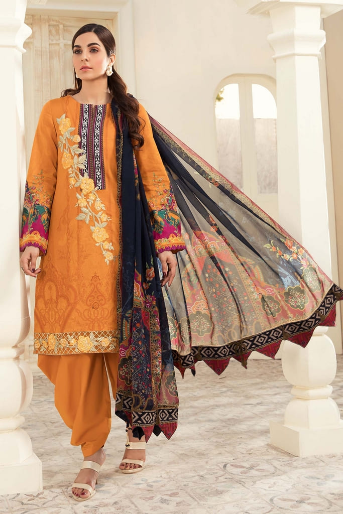 AARYRA | LUXURY LAWN'21 Collection | ARD-409-B