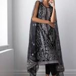 SOBIA NAZIR | MONOCHROME Collection'21 | DESIGN 04