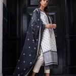 SOBIA NAZIR | MONOCHROME Collection'21 | DESIGN 05