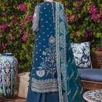 AFROZEH | SHEHNAI WEDDING Collection'21 | LAAJWARDI-08