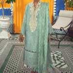 SANA SAFINAZ | LUXURY WOVEN Collection'21 | C211-003B-CU