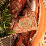 HUSSAIN REHAR | RUMLI KARANDI FORMAL Collection | MUNNAY