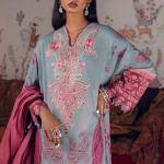 SANA SAFINAZ | MAHAY SUMMER'21 COLLECTION | H211-014B-CG