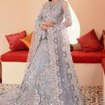 IMROZIA | FORMAL BRIDES COLLECTION'21 | IB-10 Maya Frost