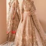 IMROZIA | FORMAL BRIDES COLLECTION'21 | IB-08 Gold Majesty