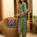 LAKHANY | WINTER EMBROIDERED VOL-01 | WLC-5033