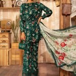 MARIA B | M.PRINTS WINTER COLLECTION'21 | MPT-1210-A