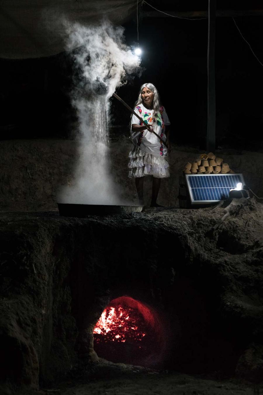 Ruben Salgado Escudero, Solar Portraits 06 – Mexico