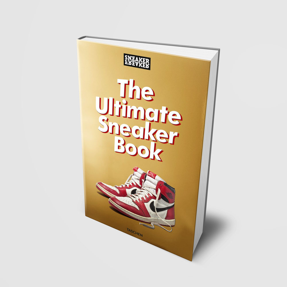 8a115550e08d Sneaker Freaker - The Ultimate Sneaker Book - House of Beyond