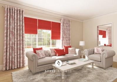 Boulevard-Strawberry_Fenton-Rose-Curtain