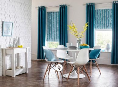 Sherwood-Teal-Curtain_Nirvana-Cobalt-Roman-Room