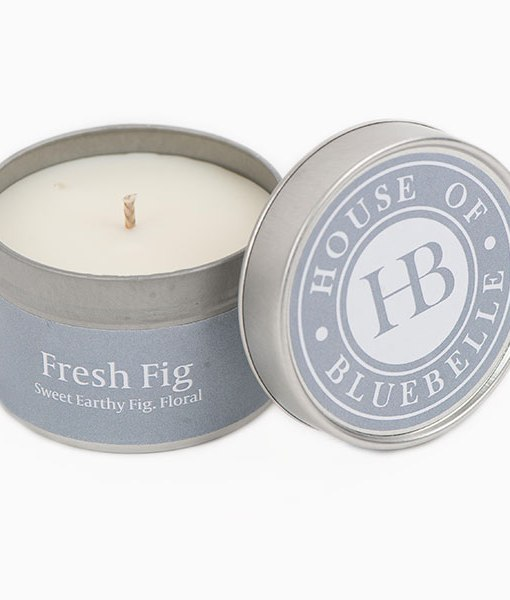 Tin Candles Fresh Fig