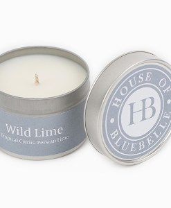 Tin Candles Wild Lime