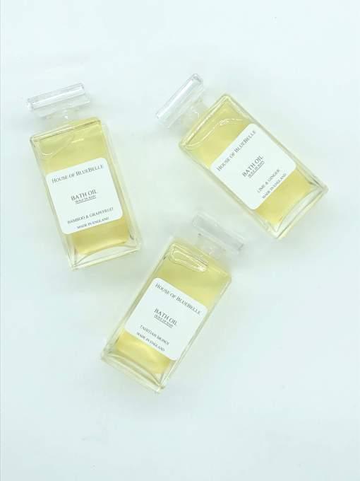Bath Oils 2