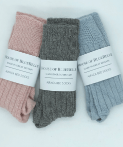 Alpaca Bed Socks 1