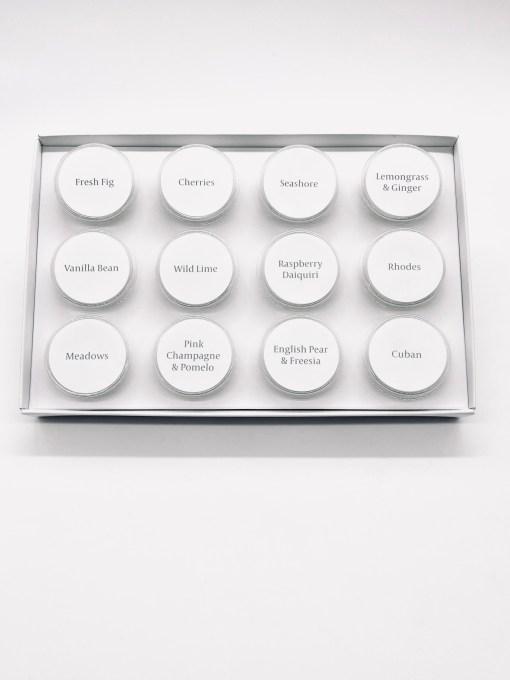 Wax Melt Sample Boxes 1