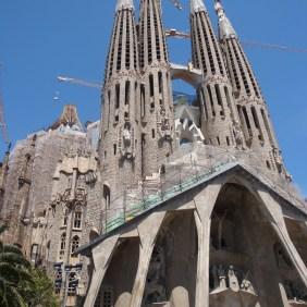 Sagrada Familia_ Barcelona 1
