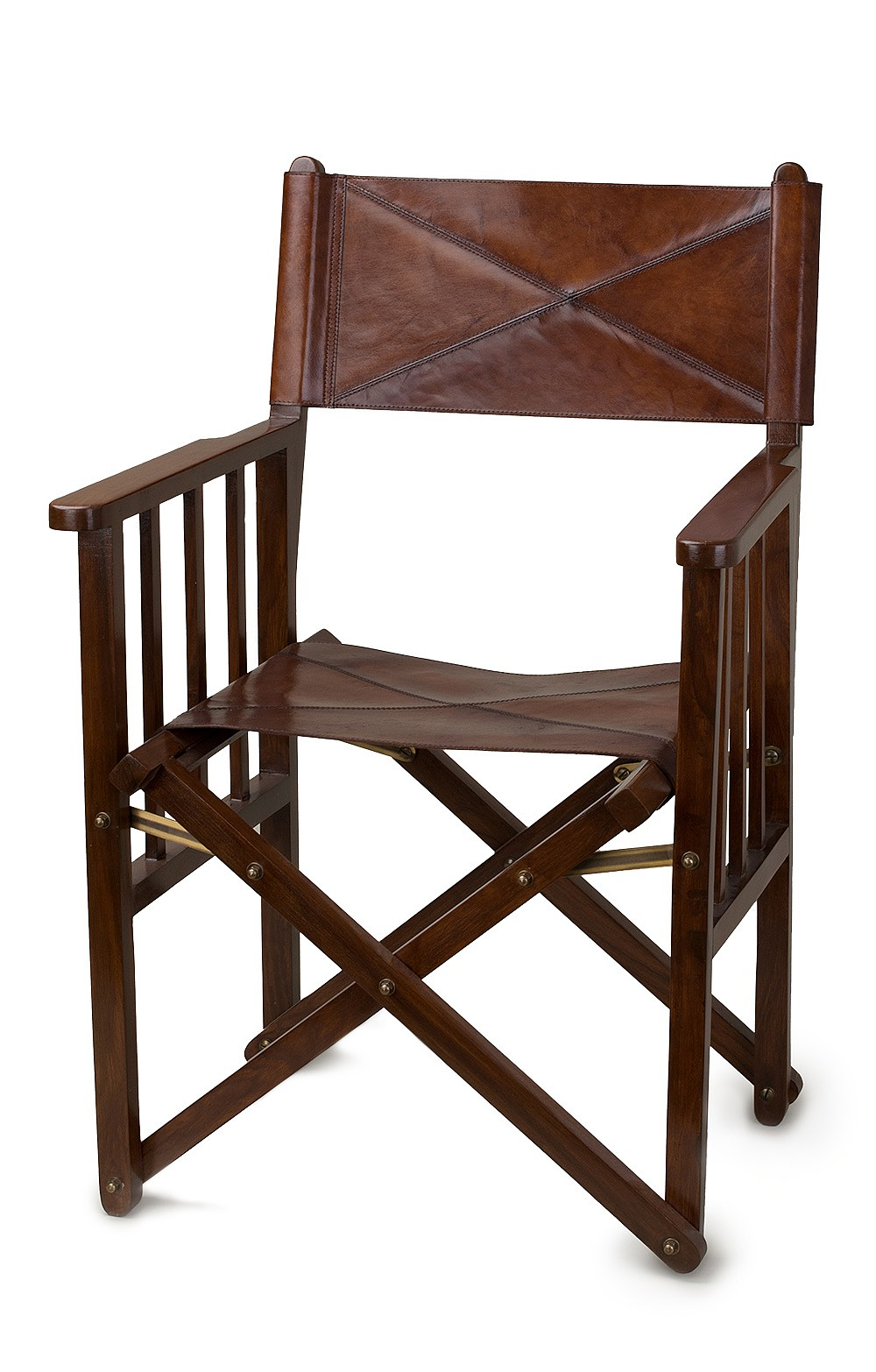 Folding Director Chair Leather Folding Director S Chair