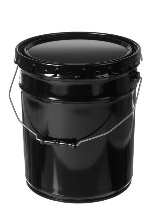 How To Open 5 Gallon Paint Bucket : gallon, paint, bucket, Gallon, Steel, Pails