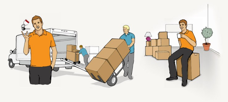 Residential Movers and packers in Dhaka