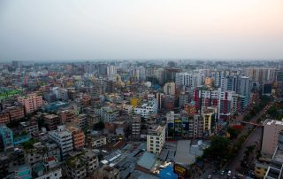 Top residential areas in Dhaka city