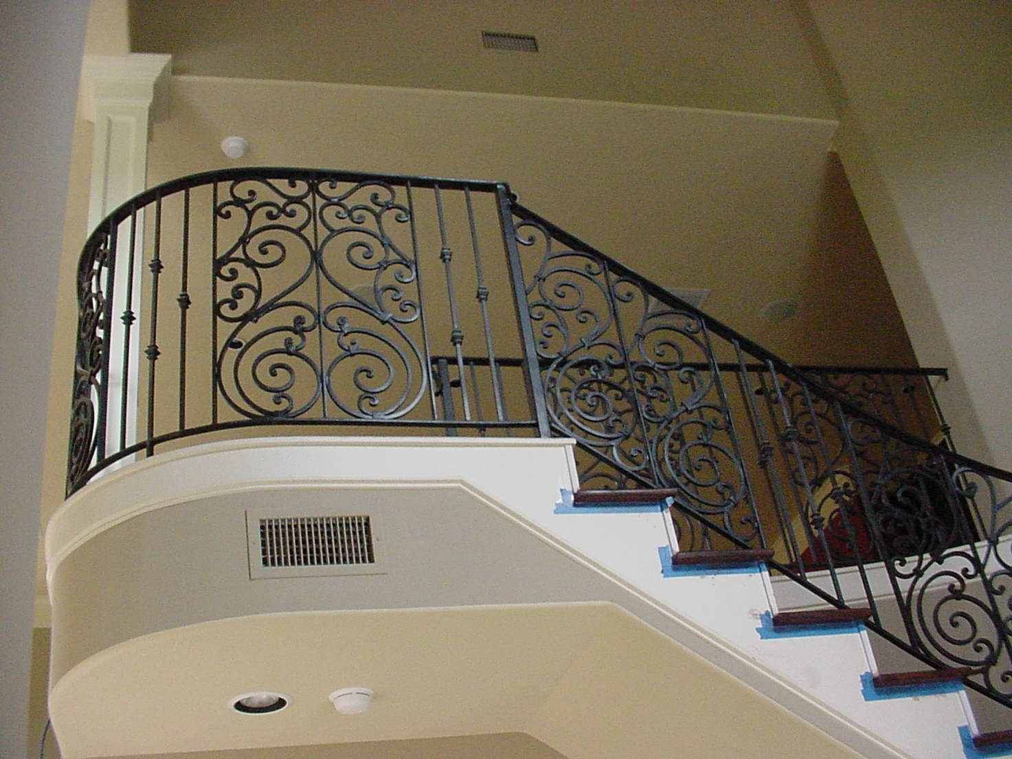 Custom Fabrication Services for Stair  Railing Systems