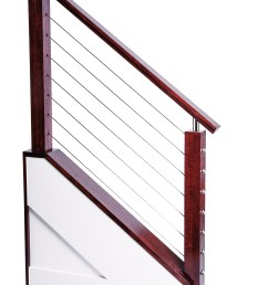 cable railing display [ 1320 x 1922 Pixel ]